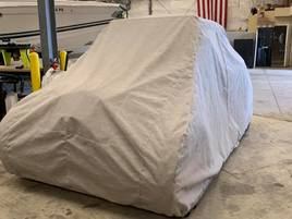 Car covers from Naples Canvas and Upholstery