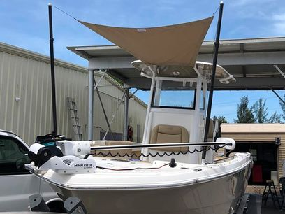 Marine covers for center console Bimini mooring cover