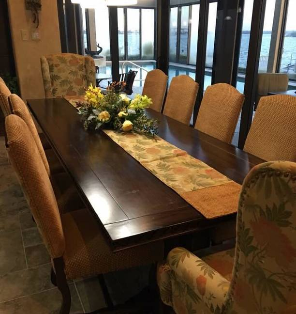 Naples Canvas and Upholstery - custom solutions